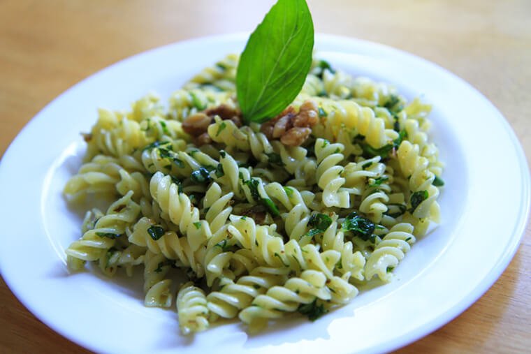 spinach-basil-pesto