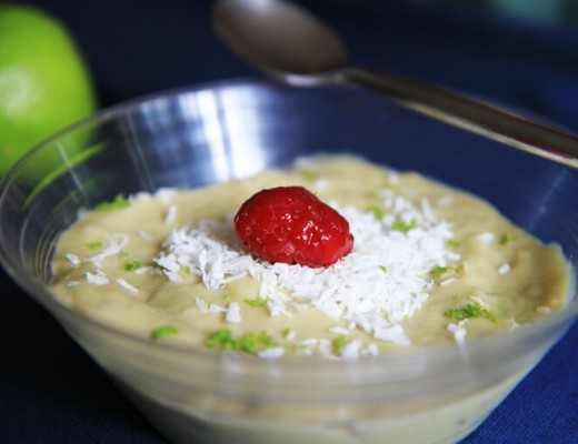 key-lime-mousse