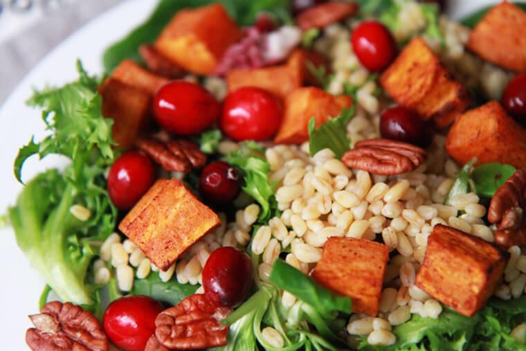 wheat-berry-salad-roasted-sweet-potato