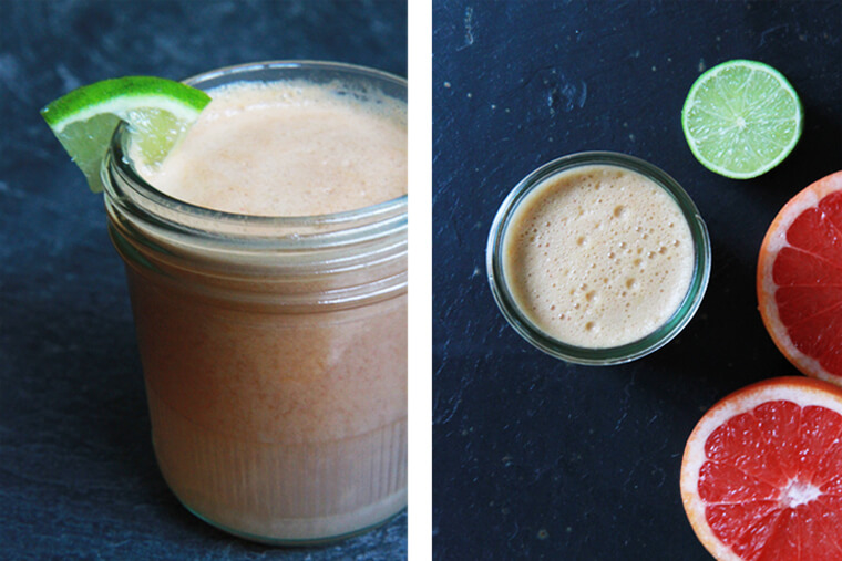 grapefruit-lime-and-ginger-juice