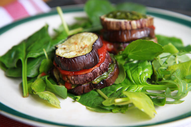 baked-aubergine-with-tomato-and-pesto